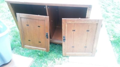 Free T.v. stand