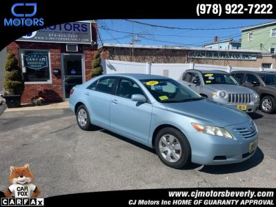 2007 Toyota Camry CE (Sky Blue Pearl)