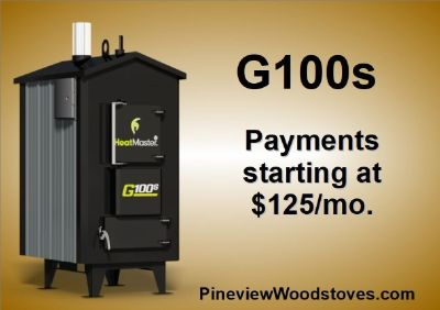 HeatMaster SS G100 Outdoor Wood Boiler