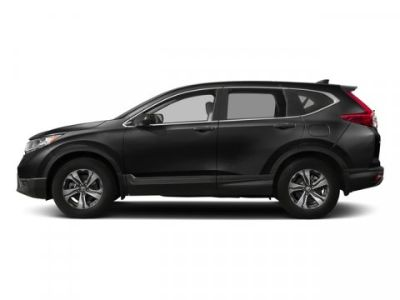 2017 Honda CR-V LX (Crystal Black Pearl)