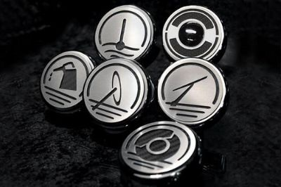 Purchase ACC 033079-BK - 97-04 Chevy Corvette Cap Cover Set Polished Car Chrome Trim motorcycle in Hudson, Florida, US, for US $211.43