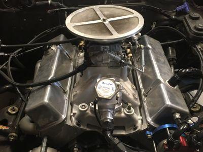 383 SBC Drag Race Engine