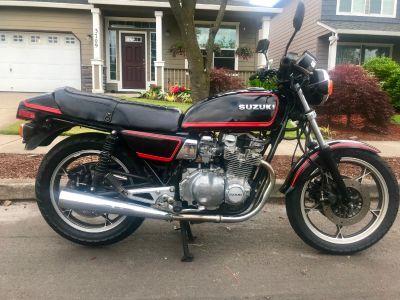 1982 Suzuki GS 650