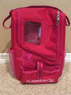 American Girl Carrying Case