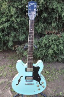 Xavier Hollow Body Electric Guitar