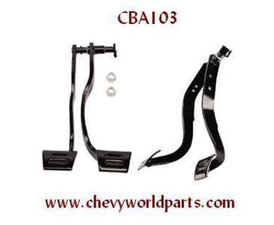 Buy 1967-68 CAMARO CLUTCH BRAKE PEDAL ASSEMBLY motorcycle in Bryant, Alabama, US, for US $69.95