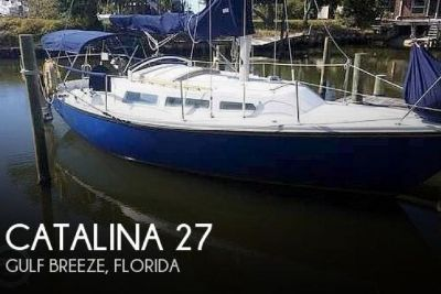 1970 Catalina 27 Sloop