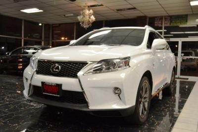 2015 Lexus RX 350 Base (Ultra White)
