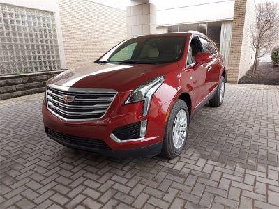 2018 Cadillac XT5 Base (Red)