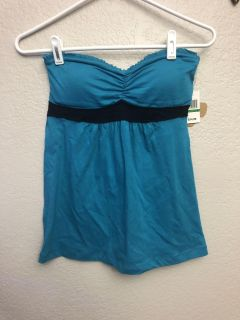 Strapless Top NWT