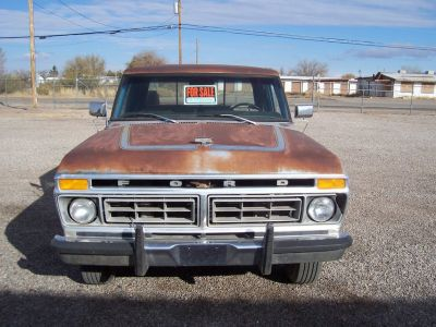 1977 Ford F250 Extended Cab Pickup