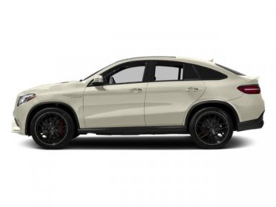2018 Mercedes-Benz GLE AMG GLE 63 S (designo Diamond White Metallic)