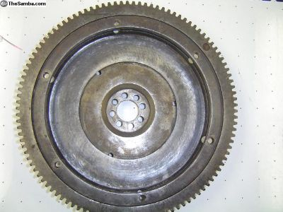 Lightened 8 Dowel 6V Flywheel 200 MM Price Drop