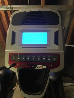 Elliptical Sole E20