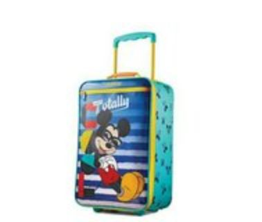 Kids Mickey Mouse Suitcase