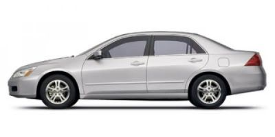 2007 Honda Accord EX (Gray)