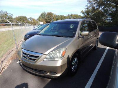 2005 Honda Odyssey EX-L (GLD)