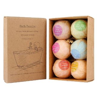 Get Custom Bath Bomb Boxes at OXO Packaging