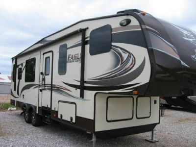 Financing! 2015 29ft. Jayco Eagle Touring Edition