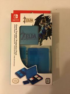 New Nintendo switch protection pack
