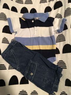 6 Months Outfit