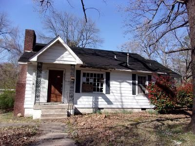 Foreclosure Property in Pine Bluff, AR 71601 - W 22nd Ave