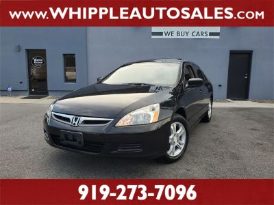 2007 Honda Accord EX-L (Black)