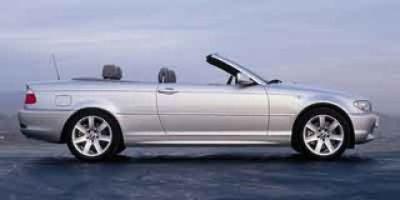 2004 BMW 3-Series 330Ci (Orient Blue Metallic)