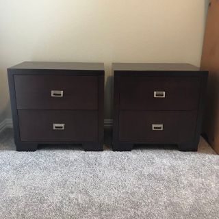 Matching Nightstands / End Tables (Haslet, TX)