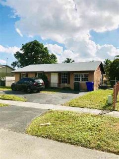 8150 SW 7th Ct NORTH LAUDERDALE, true Four BR home in