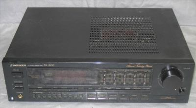 Pioneer 5-Band Equalizer Advanced Receiver Amplifier Tuner Stereo