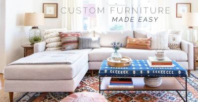 Get Custom Sofa, Sectionals and Custom Furniture Online in Los Angeles