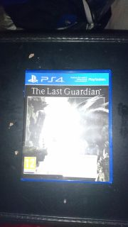 The Last Guardian, PS4