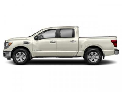 2019 Nissan Titan SV Convenience, Utility, Tow P (Glacier White)