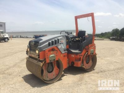 2013 (unverified) Hamm HD13VV Vibratory Double Drum Roller