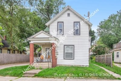 Apartment Rental - 1325 Buffalo Ave NE