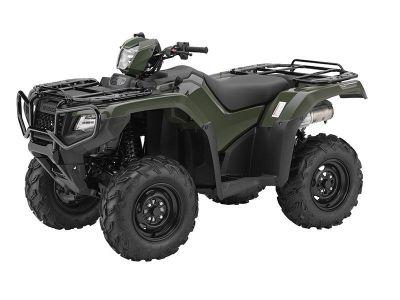 2016 Honda FourTrax Foreman Rubicon 4x4 Automatic DCT Utility ATVs Spokane, WA