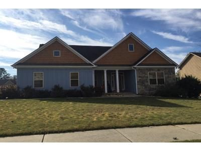 Preforeclosure Property in Cartersville, GA 30120 - Thatch Ct NW