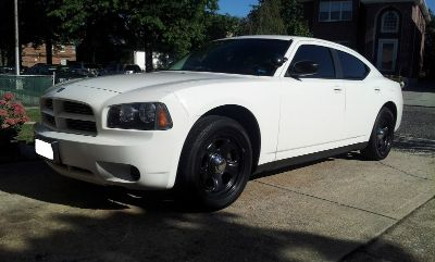 2009 Dodge Charger Interceptor