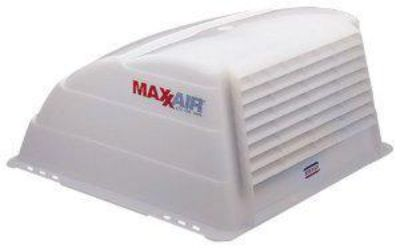 Sell TWO MaxxAir Translucent White Roof Vent Cover Trailer RV/Camper/Max Air/Lot/Rain motorcycle in Atoka, Tennessee, US, for US $69.95