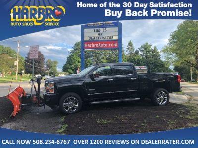 2015 Chevrolet Silverado 2500HD High Country (Black)