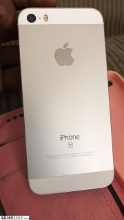 For Sale: Iphone SE
