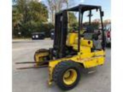 2005 Diesel Sellick TMF55 Truck Mounted Forklift Sod Loaders