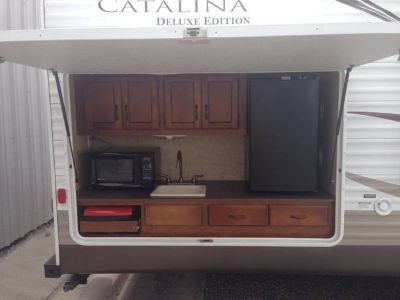 2012 Coachmen Catalina-27ft. Travel Trailer