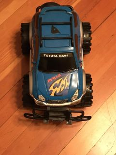 Large Pull and Go Toyota Toy Truck