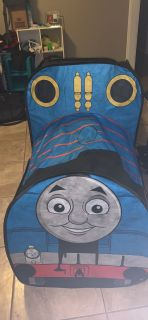 Thomas the train tent with Annie attachment