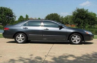 $1,456, Fully2003 Honda Accord eX