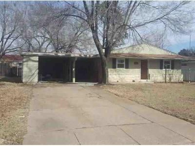 3 Bed 2 Bath Foreclosure Property in El Dorado, KS 67042 - Terrace Dr