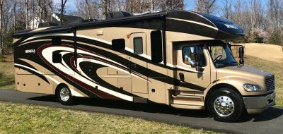 Jayco Seneca 2014 37FS Super C Bunkhouse Model