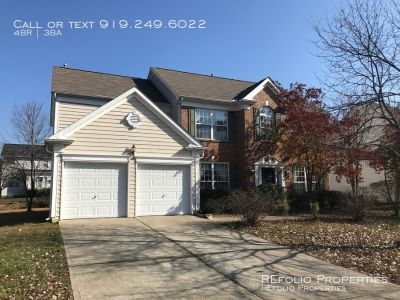 Beautiful 2 Story 4BD/2.5BTH home in Walden Creek Subdiv. Available Now!